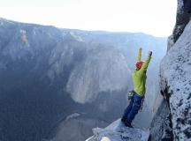 Yosemite's El Capitan Conquered