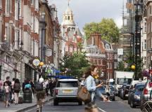 The Beauty of the Area of Marylebone