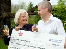 Can money really buy you happiness? Ask these lottery winners!
