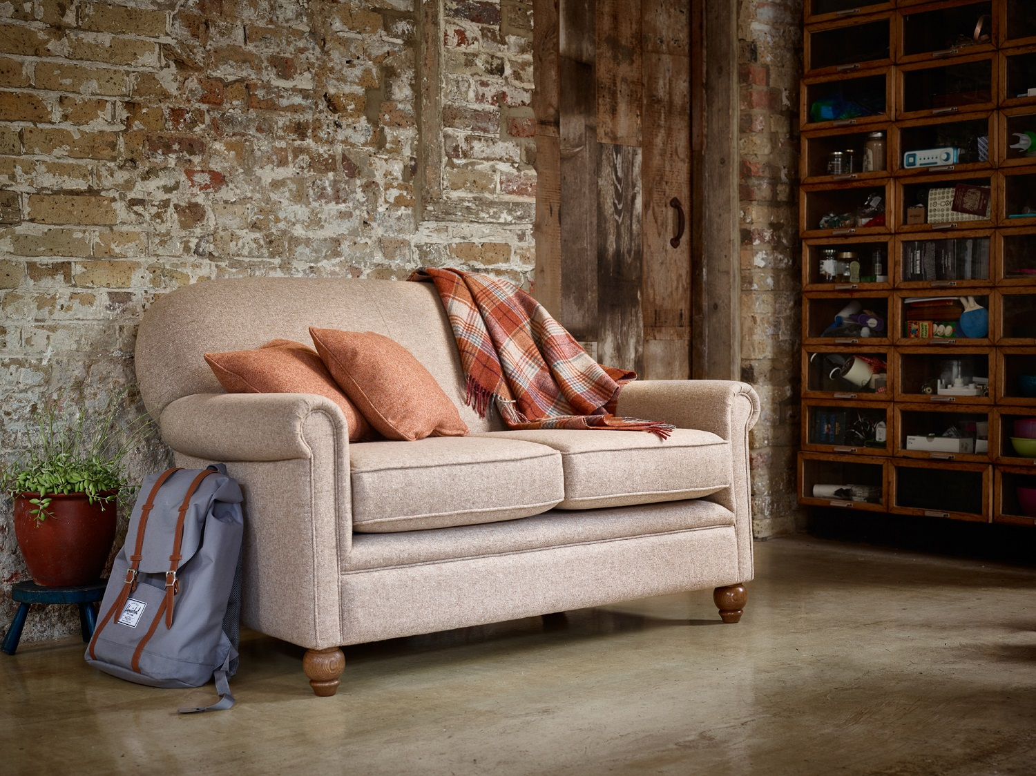 english sofa company manchester gingham slipcovers new collaboration wood bros x moon abraham and sons