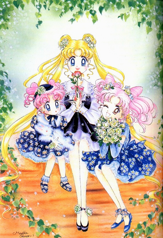 Parallel Hints  Secrets surrounding Sailor Moon and Kousagi
