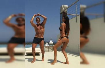 El millonario que está revolucionando Instagram con su estiloso baile