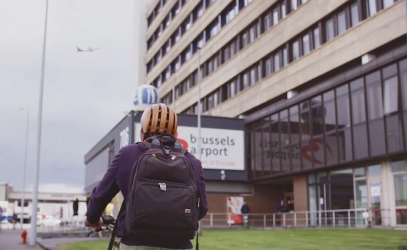 Werken aansluiting Brussels Airport op fietssnelweg Brussel-Leuven van start