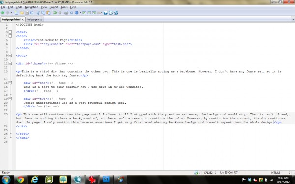 Next Example HTML (click for full size)