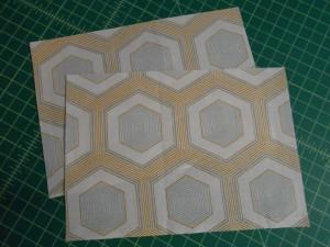 Zippered pocket fabric
