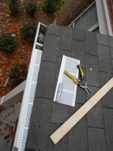 Cheap Gutter Guards Roof