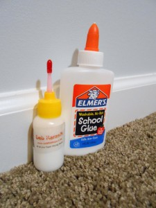 Elmers Washable School Glue fine tip