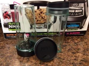 Ninja 1500 watt mega kitchen system box blender single serve containers smoothies