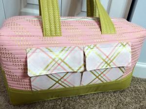 Noodlehead cargo duffle pattern