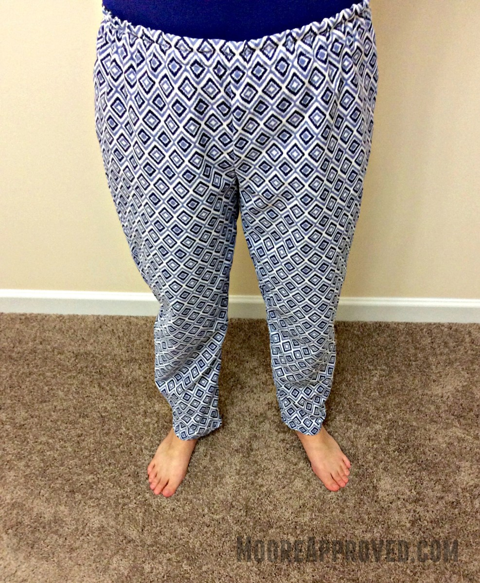 Moore Sewing: $3.50 Pants from McCall's Pattern