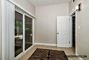 Moore Approved St Petersburg House Back Bedroom After