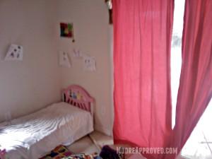 Moore Approved St Petersburg House Back Bedroom Before