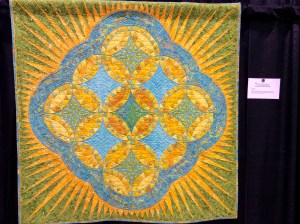 Original Sewing and Quilting Expo Atlanta Gwinnett Center quilt walk 3