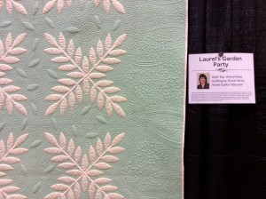 Original Sewing and Quilting Expo Atlanta Gwinnett Center quilt walk 4