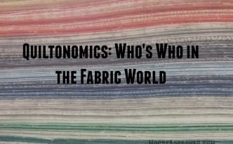 Quiltonomics Botanics Carolyn Friedlander Robert Kaufman fabric