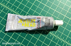 Moore Approved E6000 Jewelry Bead Glue