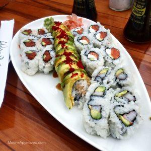 Gaylord Opryland Resort Hotel Nashville Restaurant Wasabi Sushi Food Dining
