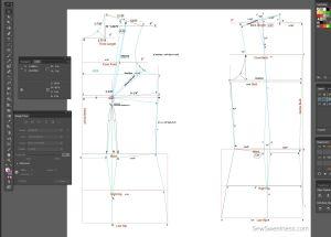 Sew Sweetness Garment Pattern Drafting Computer Program Designing
