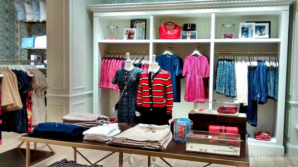 Moore clothing store