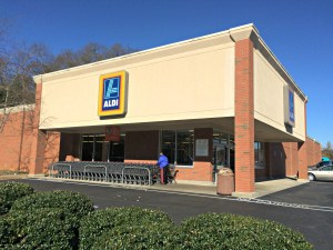 Moore Approved Aldi Grocery Store Discount building