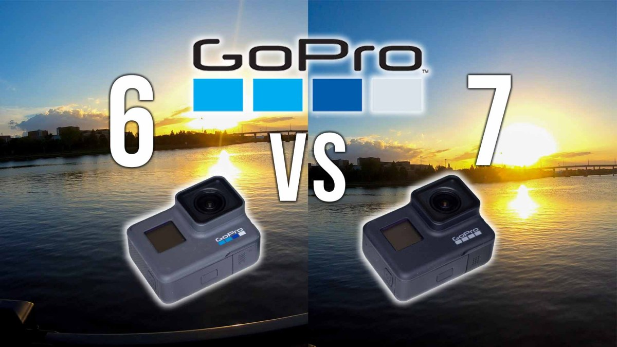 GoPro Hero 6 vs 7 Black 🎥 Review, Comparison + Test