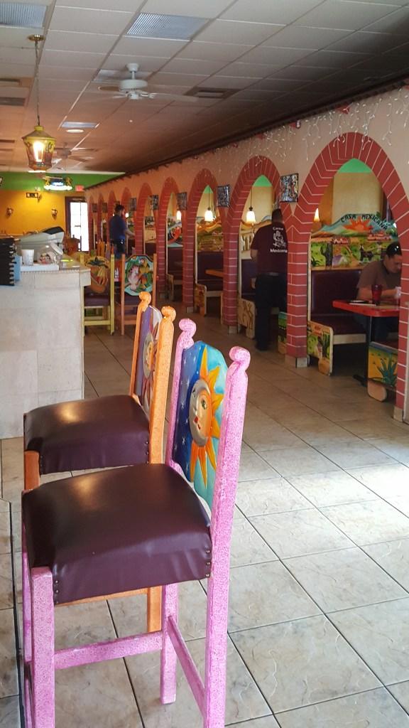 casa mexicana interior