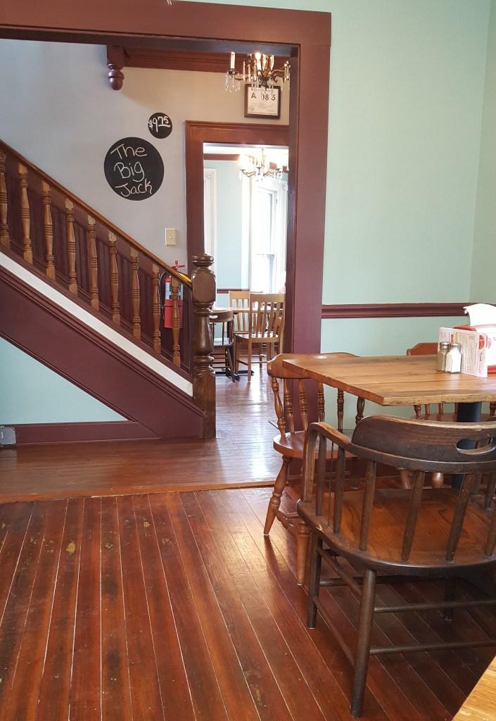 JCs Place interior