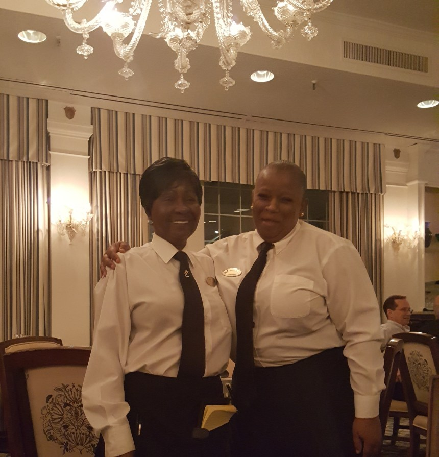 carolina dining room staff