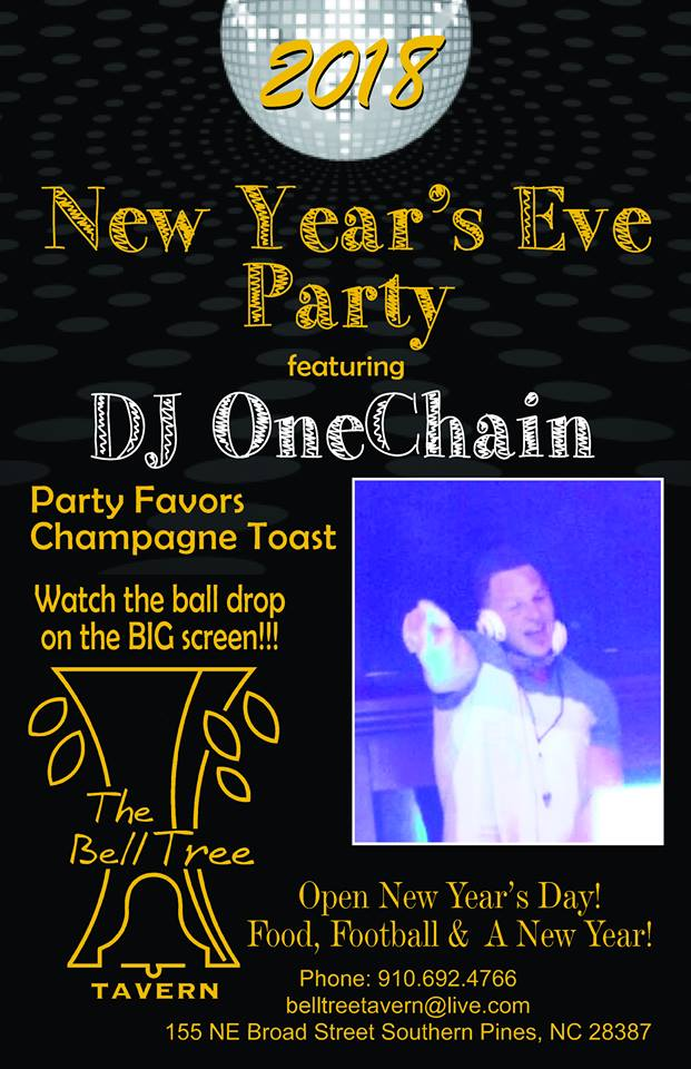new years eve bell tree tavern