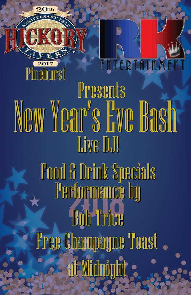 new years eve hickory tavern