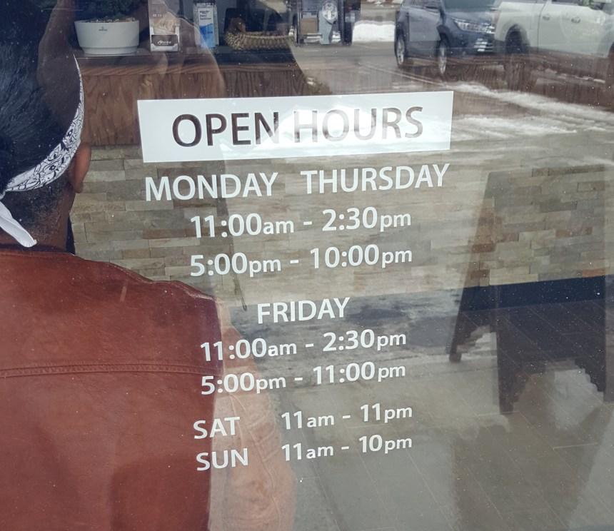 maguro hours