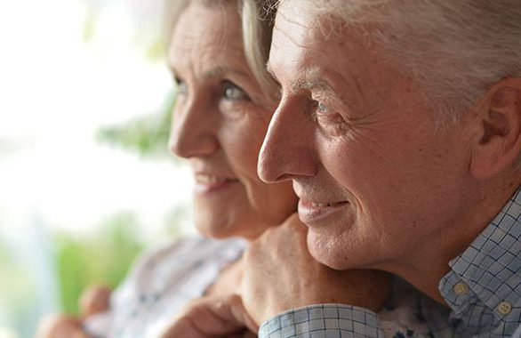 Retired Couple - Retirement Planning Services