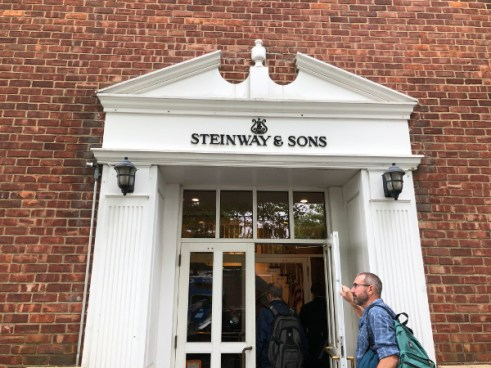 Steinway Factory