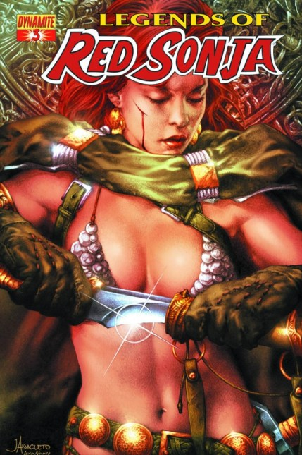 Legend of Red Sonja #3
