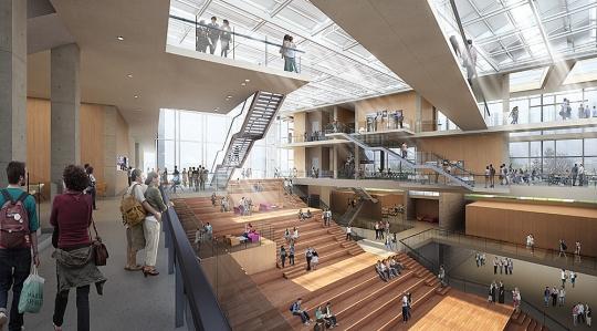 Moore Ruble Yudell and Tongji Design Institute win the