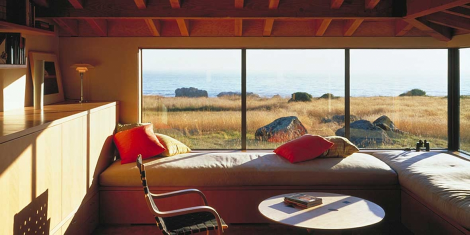 Sea Ranch Residence  Moore Ruble Yudell Architects  Planners