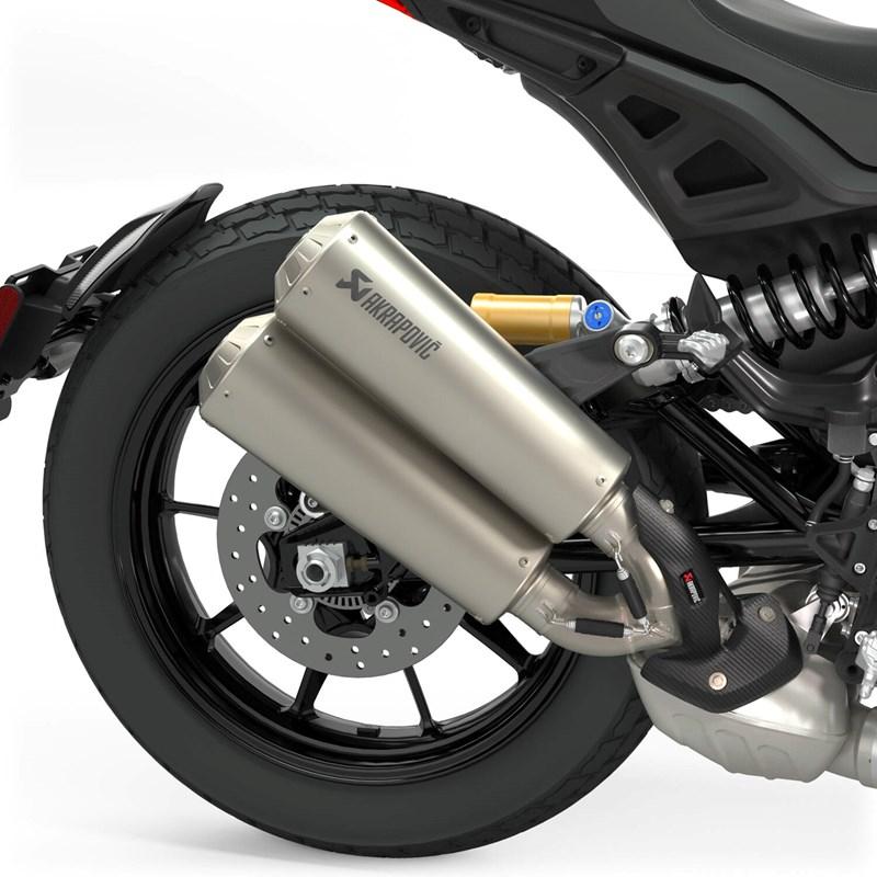 https www moorespeedracing co uk indian ftr1200 exhausts indian ftr1200 akrapovic titanium low level slip on exhaust html