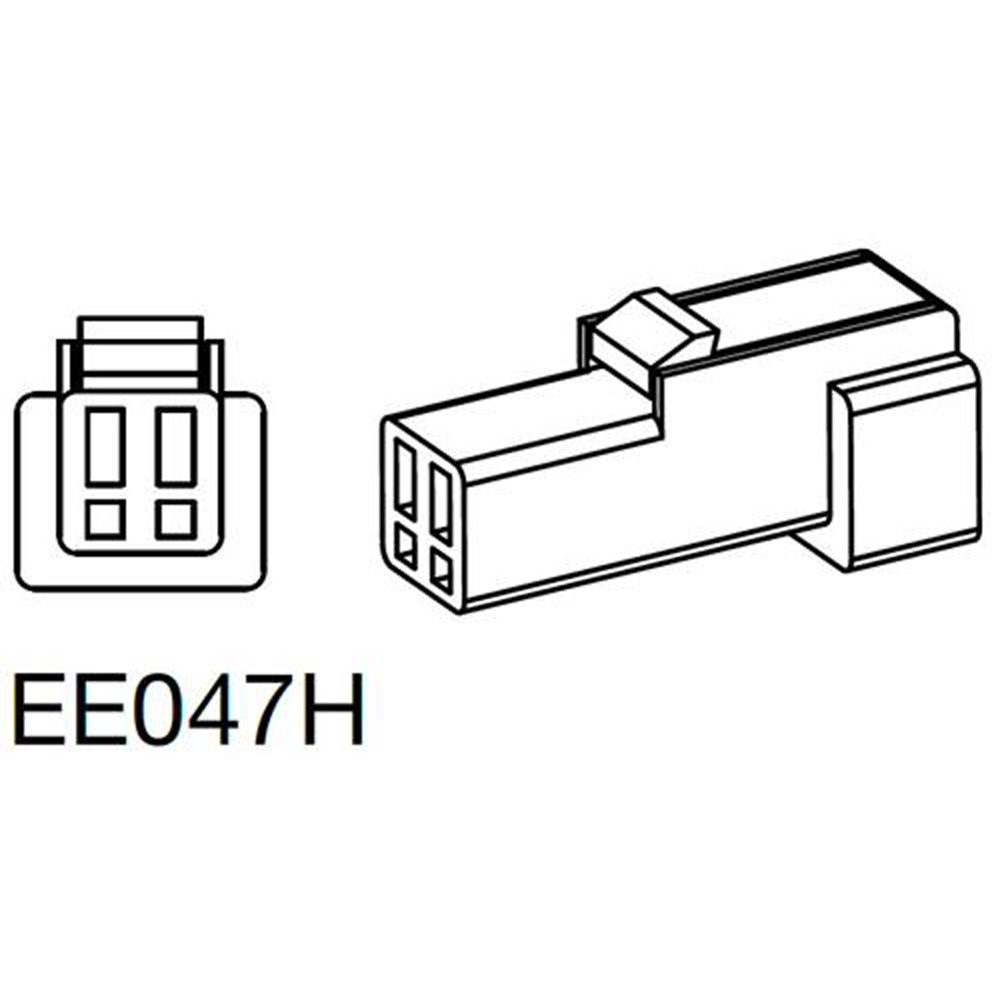 Rizoma Indicator & Veloce L Wiring Kit EE047