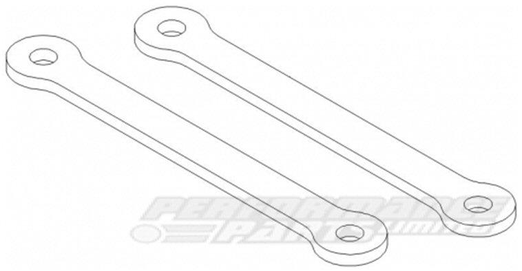 Suzuki GSXR1000 05-06 HyperPro Lowering Kit