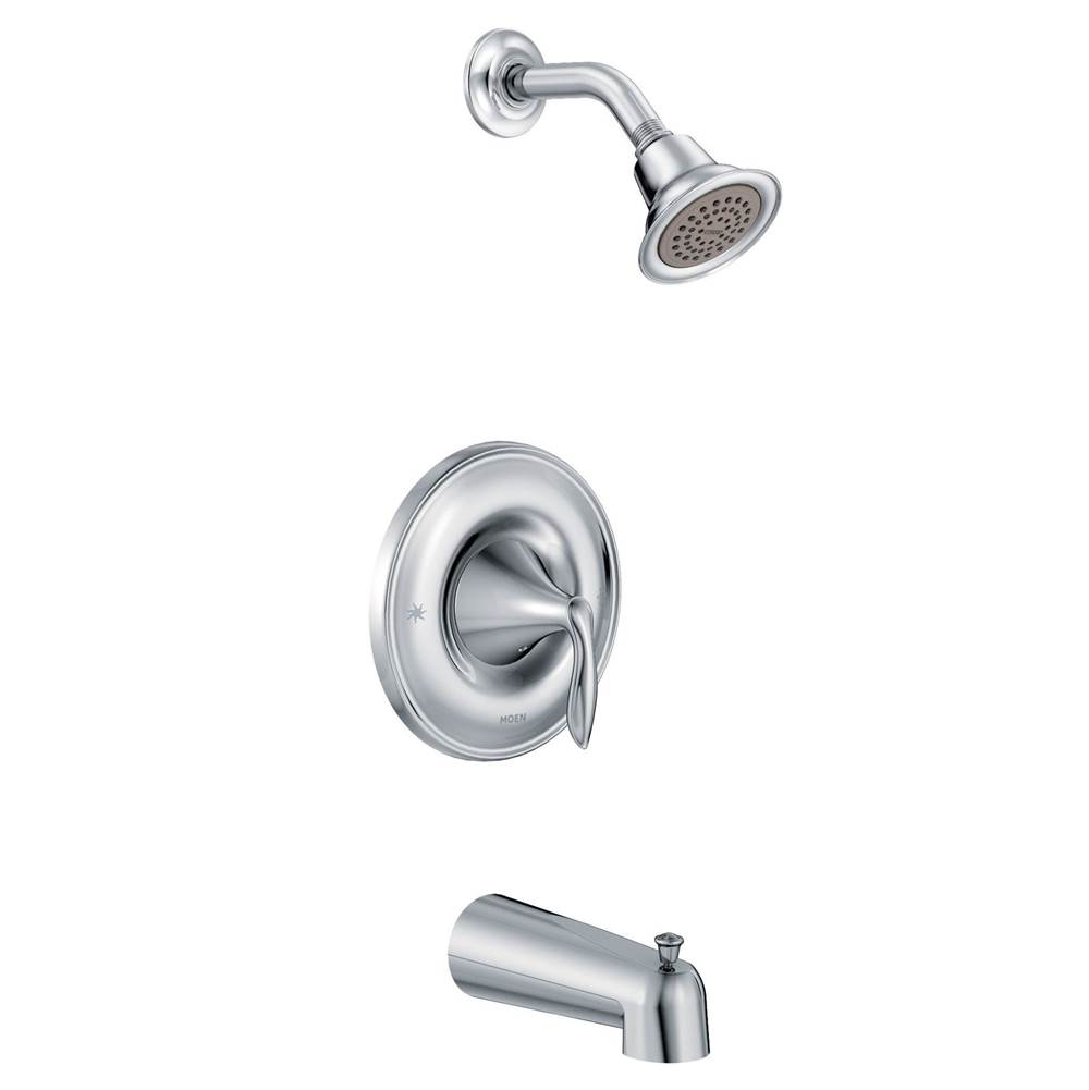 moen showers tub and shower faucets