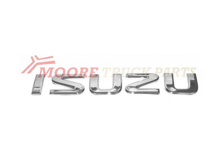 ISUZU NPR 1994-7/05 Front Panel Emblem P/N: IS83-003E-0