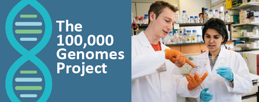 Image result for 100 000 genomes project