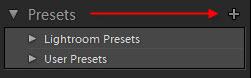 Adobe Lightroom Ontwikkelvoorinstelingen - Develop Presets