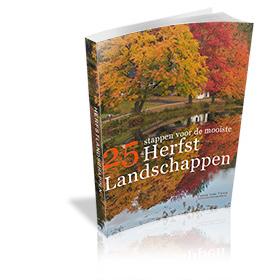eBook 25 Tips voor de mooiste Herfstlandschappen