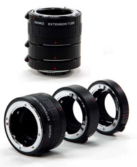 Filters Fotografie Extension Tubes