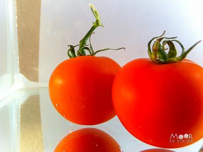 iPhonografie restanten tomaatjes