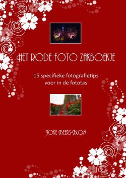 Review eBook Rode Foto Zakboekje