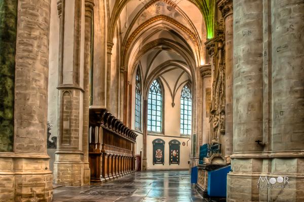 Woordloze Woensdag HDR High Dynamic Range Grote Kerk Breda