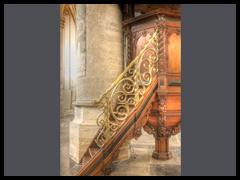 Resultaten Leo Janssen Workshop HDR fotografie Grote Kerk Breda