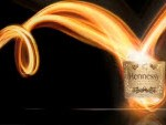 Hennessy light painting